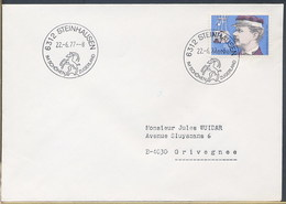 SVIZZERA  -  6312  STEINHAUSEN  -  STAMBECCO - Svizzera