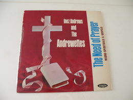 Inez Andrews And The Andrewettes - Négro Spirituals & Gospels 1961 - (Titres Sur Photos) - Vinyle 33 T LP - Religion & Gospel