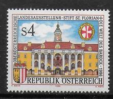 AUTRICHE  N°  1675   * *   Abbayes  Saint Florian - Abbayes & Monastères
