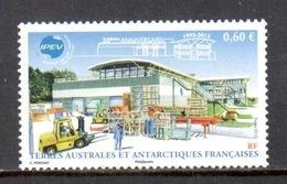 TAAF - 2012 - 20e Ann IPEV (Institut Paul-Emile Victor) ** - Terres Australes Et Antarctiques Françaises (TAAF)