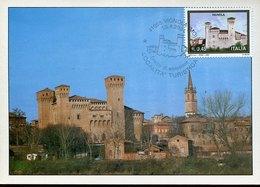 43748  Italia,  Maximum  2004 , The Castle Of Vignola   Architecture - Châteaux