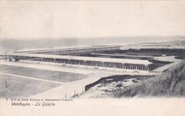 CPA - D.V.D. N°11502 Editions A. Demaecker-Beyaert - Wenduyne - La Galerie  - 1909 - Wenduine