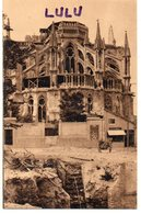 DEPT 51 : édit. G Graff Et Lambert N° 104 : Reims Sa Cathédrale L Abside - Reims