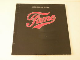 Fame, Bande Originale Du Film 1980 - (Titres Sur Photos) - Vinyle 33 T LP - Filmmusik