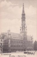 CPA - D.V.D. N°9672  - Bruxelles - Hôtel De Ville - A L'Innovation - Places, Squares