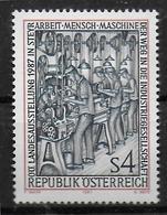 AUTRICHE    N°  1709   * *   Atelier Machine - Usines & Industries