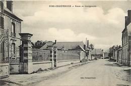 -dpts Div.-ref-AG924- Marne - Fère Champenoise - Route De Gourganson - - Fère-Champenoise
