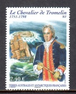 TAAF - 2013 - Chevalier De Tromelin ** - Terres Australes Et Antarctiques Françaises (TAAF)