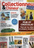 Livres, BD, Revues > Français > Non Classés Collectionneur Et Chineur N°262 Pub Et Chocolat ,Goldorak, Atlas Dinky Toys - Livres, BD, Revues