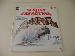 Les Uns Et Les Autres, Film De Claude Lelouch 1981 - (Titres Sur Photos) - Vinyle 33 T LP Double Album - Soundtracks, Film Music