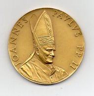 Italia - 1991 - Medaglia Ricordo Viaggio Di  Papa Giovanni Paolo II° In Brasile - Vedi Descrizione - (MW2088) - Altri
