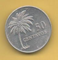 GUINEA BISSAU - 50 Centavos 1977 KM17 - Guinea-Bissau