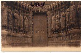 DEPT 51 : édit. G Graff Et Lambert N° 133 : Reims Sa Cathédrale Portail De Gauche - Reims