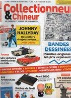 Livres, BD, Revues > Français > Non Classés Collectionneur Et Chineur N°260 Voitures Americaines En Tole,Johnny - Livres, BD, Revues