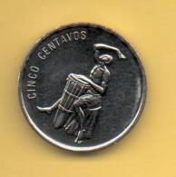 DOMINICANA  - 5 Centavos 1989 SC KM69 - Dominicana