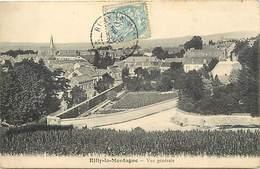 -dpts Div.-ref-AG920- Marne - Rilly La Montagne- Vue Generale - Jardin En 1er Plan - Carte Bon Etat - - Rilly-la-Montagne