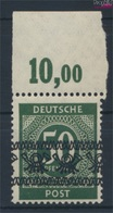 Bizonale (Allied Cast) 66I Neuf Avec Gomme Originale 1948 Volume D'impression (9280908 (9280908 - American/British Zone