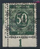 Bizonale (Allied Cast) 66II Neuf Avec Gomme Originale 1948 Impression Réseau (9280898 (9280898 - Bizone