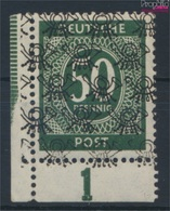 Bizonale (Allied Cast) 66II Neuf Avec Gomme Originale 1948 Impression Réseau (9280898 (9280898 - American/British Zone