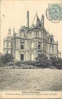 -dpts Div.-ref-AG919- Marne - Rilly La Montagne- Chateau Des Rouais à M. Pommery - Façade Principale - Chateaux - - Rilly-la-Montagne