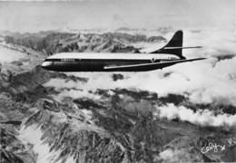 Avion - Biréacteur Caravelle - Construit Par La S.N.C.A.S.E. - 1946-....: Ere Moderne