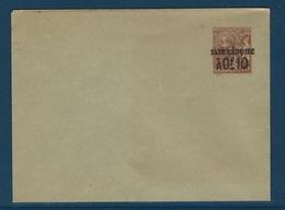 KZ-/-055--    A.MAURY = ENVELOPPE  N° 20, 123 X 96 , BRUN / VERDATRE, Cote 20.00 € , BONNE OCCASION - Entiers Postaux