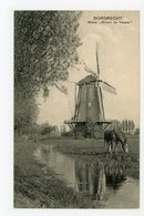 D008 - Dordrecht Molen Willem De Tweede - Uitg J Van De Weg - Jaren 1910 20 - Moulin - Mill - Mühle - Dordrecht