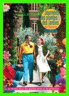 ADVERTISING - PUBLICITÉ - JOURNÉES DES PLANTES & DES JARDINS, 1997 - - Publicité