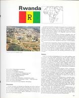 RWANDA  -  HISTOIRE + TIMBRES NEUF  -  ANNEES 70 A 79 - Ruanda