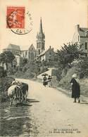 Dép 22 - St Cast Le Guildo - Saint Cast Le Guildo - Route Du Bourg - état - Saint-Cast-le-Guildo