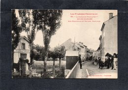 66 BOURG-MADAME. Douane Française. Douaniers  CPA  Année 1929  Photo Labouche Toulouse - Douane