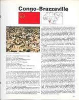 CONGO BRAZZAVILLE   -  HISTOIRE + TIMBRES   -  ANNEES 60 A 69 - Congo - Brazzaville