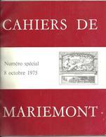 Morlanwelz-Mariemont - Livres, BD, Revues