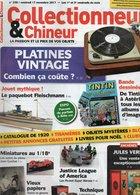 Livres, BD, Revues > Français > Non Classés Collectionneur Et Chineur N°258 Platines Vintage,paquebot Fleischmann - Livres, BD, Revues