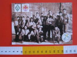 G.2 ITALIA GATTINARA VERCELLI - CARD NUOVA - 2004 SCAUTISMO SCOUTING SCOUTS 40 ANNI 1964 GRUPPO - Scoutismo
