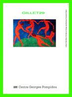 ADVERTISING - PUBLICITÉ -  CENTRE GEORGES POMPIDOU, HENRI MATISSE 1904-1917 - EXPOSITION 1993 - - Publicité