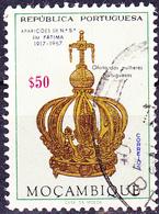 Mocambique - 50. Jahrestag Der Marienerscheinung Von Fatima (MiNr: 539) 1967 - Gest Used Obl - Mozambique