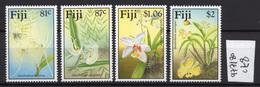 1997 - FIJI - Yv. Nr. 805/808 - NH - (UP.207.45) - Fiji (1970-...)