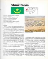 MAURITANIE      -  HISTOIRE + TIMBRES   - - Mauritania (1960-...)