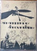 SPARTITO MUSICALE VINTAGE   LE BARBARE INCURSION  Canzone Dedicata A CHECO BEPO AGOSTO 1916 G.M.PIETROBON TREVISO - Scholingsboek