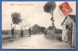 Brin  - Frontière Franco - Allemande - Andere Gemeenten