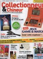 Livres, BD, Revues > Français > Non Classés Collectionneur Et Chineur N°263 Jeux Game Watch,Pub Savignac Affiches - Livres, BD, Revues