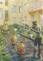 Hotel Regina - Stockholm Sweden. The Garden. A-1592 - Hotels & Restaurants