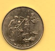 FRENCH WEST AFRICA - 10 Francs 2008 SC  KM10 - Colonias