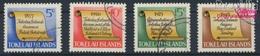 Tokelau 9-12 (kompl.Ausg.) Gestempelt 1969 Historische Ereignisse Der Inselgru (9294136 - Tokelau