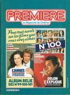 Premiere  Album N°33:N° 99 - 100 - 101 - Cinéma
