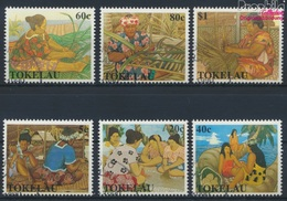 Tokelau 171-176 (kompl.Ausg.) Gestempelt 1990 Traditionelles Handwerk (9294105 - Tokelau