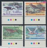 Tokelau 196-199 (kompl.Ausg.) Gestempelt 1993 Wasservögel (9294100 - Tokelau