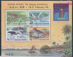Tokelau Block2 (kompl.Ausg.) Gestempelt 1994 Briefmarkenausstellung (9294099 - Tokelau