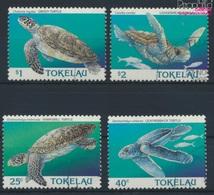 Tokelau 223-226 (kompl.Ausg.) Gestempelt 1995 Meeresschildkröten (9294091 - Tokelau